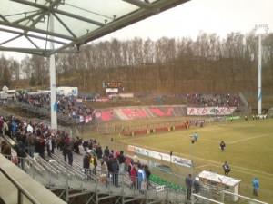 Provisorium Westsachsenstadion