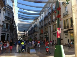 Malaga Downtown