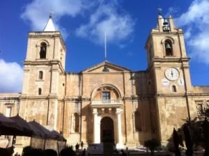 Kathedrale von La Valetta