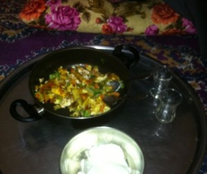 Mahlzeit bei Manolo