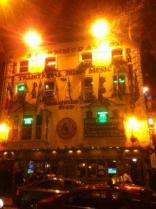 Gogarty's Pub in Temple Bar