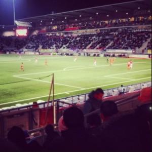 Haupttribüne Stade Marcel Picot