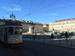 Praca da Figueira in der Unterstadt