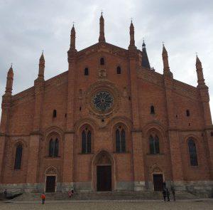 Karmelitenkirche Pavia