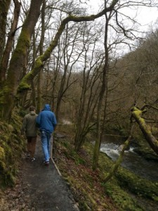 Wandern in den Brecon Beacons