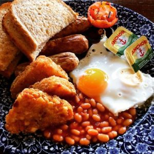 Large Traditional Breakfast