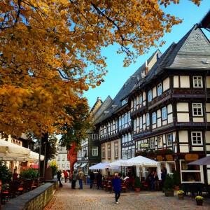 Malerisches Goslar