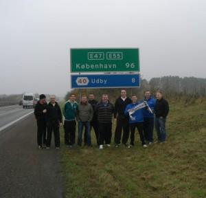 96 kilometres to go