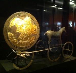Der Sonnenwagen von Trundholm