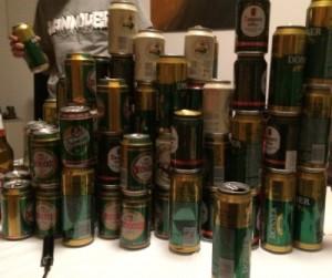 Diverse Biere