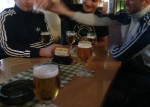 Biergenuss im Bonifatiusstübchen