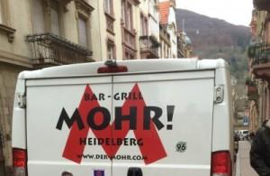 Ein 96-Freund in Heidelberg