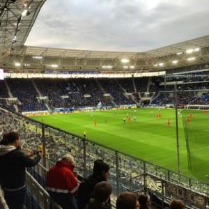 Die Sinsheimer Arena