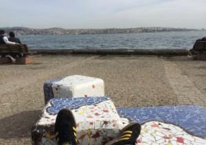 Mal wieder lungern am Bosporus