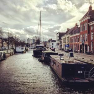 Groningen - Am Wasser gebaut