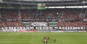 Saisonauftakt gegen Werder