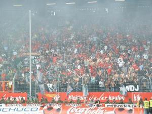 Letzter Spieltag in Bielefeld