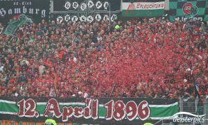 Heimspiel gegen Stuttgart
