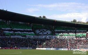 Choreo gegen Werder