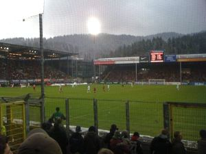 Freiburg away