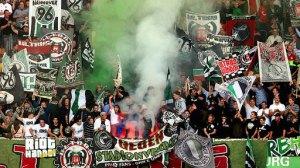 Wolfsburg auswärts