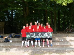 Team Hildesheim beim UH-Turnier