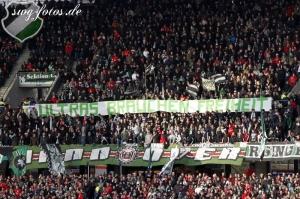 Statement gegen Bayern