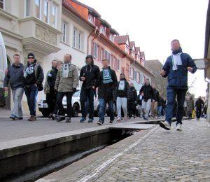Pittoreskes Freiburg