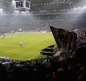 Mal wieder auf Schalke verloren