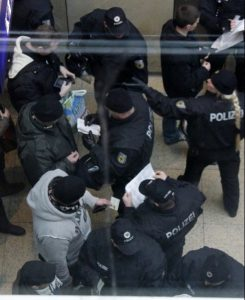 Vorkontrollen in Hannover (vor Bremen)