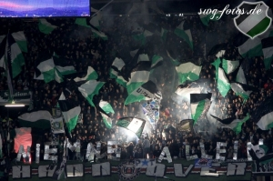 Niemals allein gegen den FC Kopenhagen