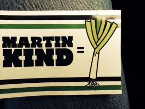 Martin Kind du Lauch!