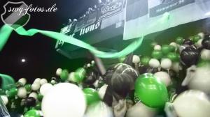 96 Luftballons in Lüttich