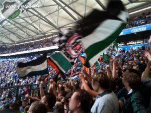 Mal wieder auf Schalke