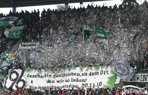 Feierei gegen Freiburg