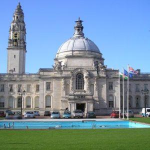 Cardiff - Ort der Sehnsucht