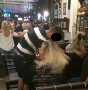 Party im Milf Pub