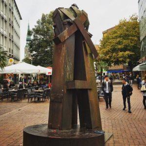 Bogside '69 (Skulptur in Hannover)