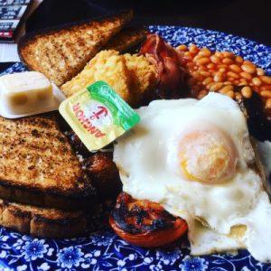 Endlich wieder normales Frühstück