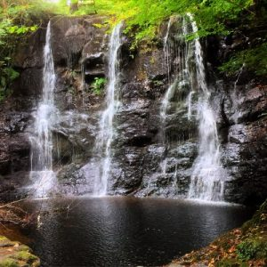 Wasserfall Ess-na-Crub