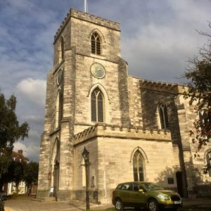 St James Church Poole