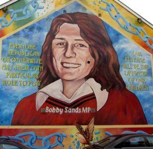 Terrorist und MP Bobby Sands