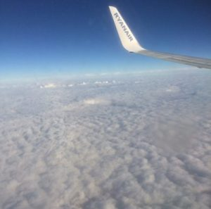 Above the skies