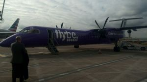 Flybe-Bomber