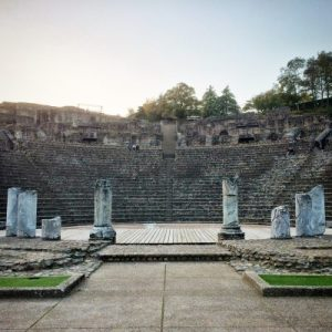 Das Amphitheater