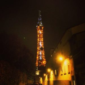 Lyons kleiner Eiffelturm
