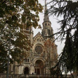Basilique du Sacré-Cœur de Bourg