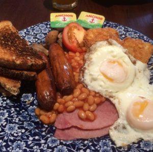 Frühstück der Spitzenklasse