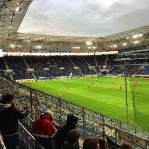 Hoffenheim auswärts
