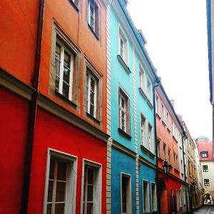 Unterwegs in Breslaus Straßen